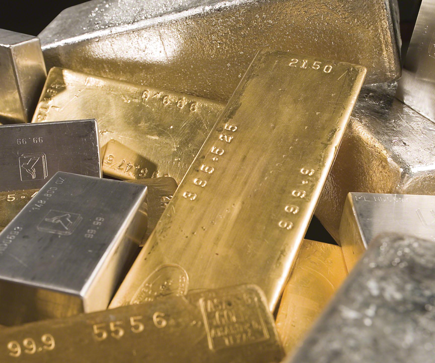 Как сделать серебряный слиток 374