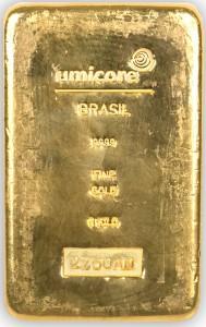 Gold in 1 Kilo (32.15 ounces)   BMG Bullion Products