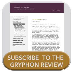 Subscribe to weekly Gryphon Review. A global market analysis.