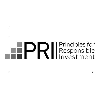 Member of  Principles for Responsible Investing (PRI)
