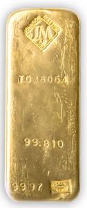 Gold - 400 oz   BMG Bullion Product
